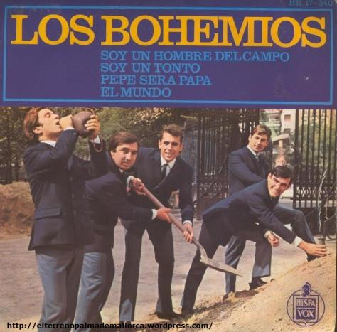 LOS BOHEMIOS - 0007A